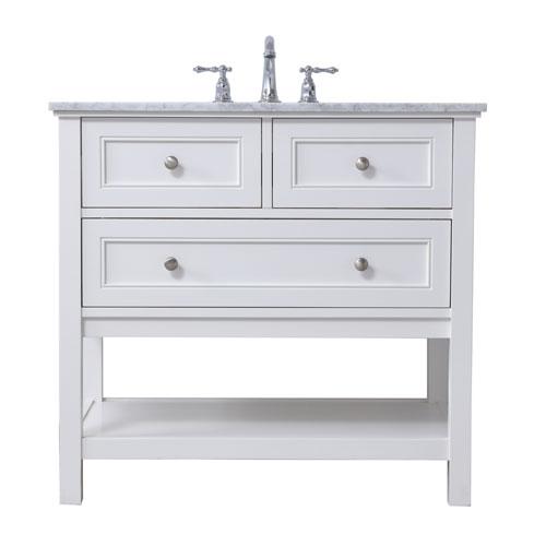 Metropolis Vanity Sink Set