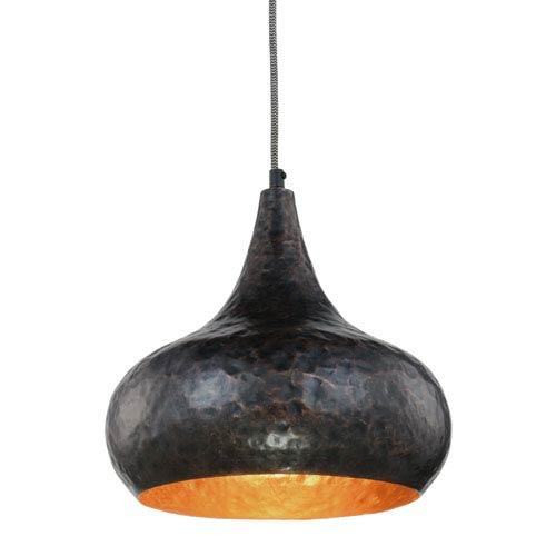 Seville Vintage Copper 12-Inch One-Light Pendant