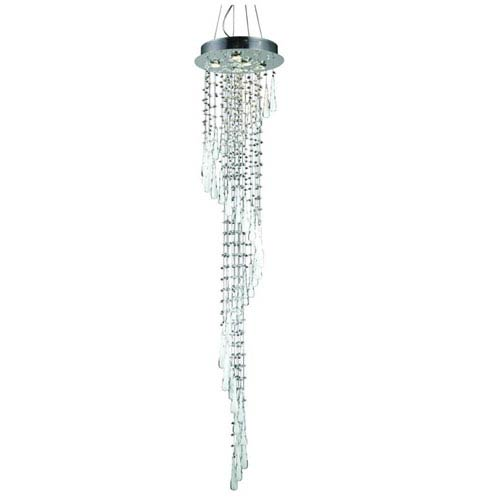royal cut crystal chandelier
