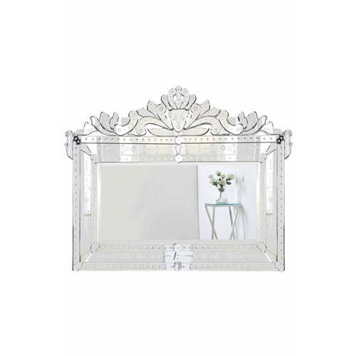 Venetian Clear 43-Inch Mirror