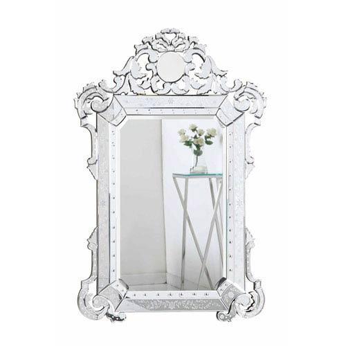 Venetian Clear 39-Inch Mirror