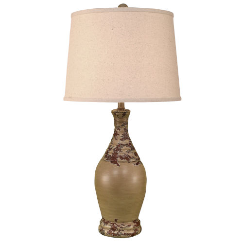 Casual Living Vintage One-Light Table Lamp