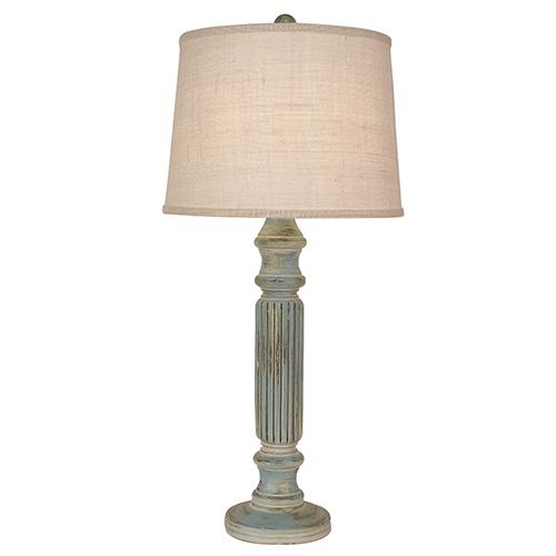 Coastal Living Shabby Summer One-Light Table Lamp