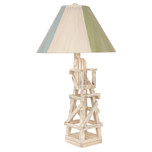 Coastal Living Cottage One-Light 30-Inch Table Lamp