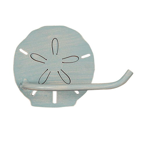 Coastal Living Weathered Atlantic Gray Toilet Paper Holder