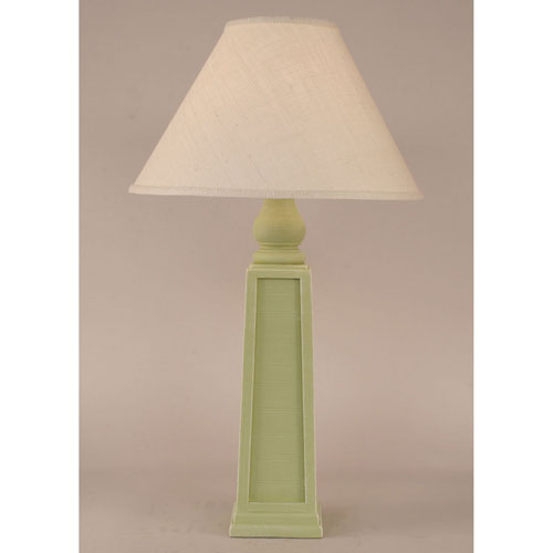 Coast Lamp Manufacturing Coastal Living Weathered Seagrass One Light Table  Lamp