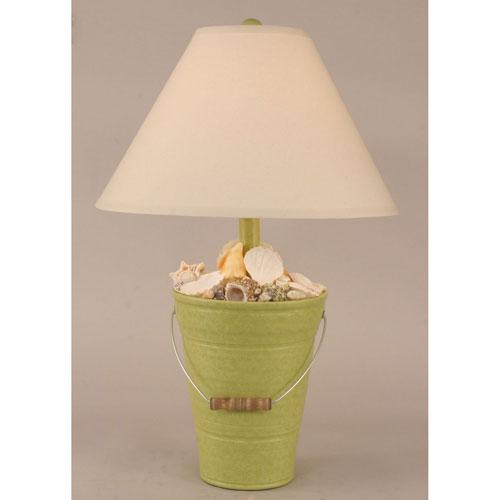 Coast Lamp Manufacturing Coastal Living Lime One-Light Table Lamp