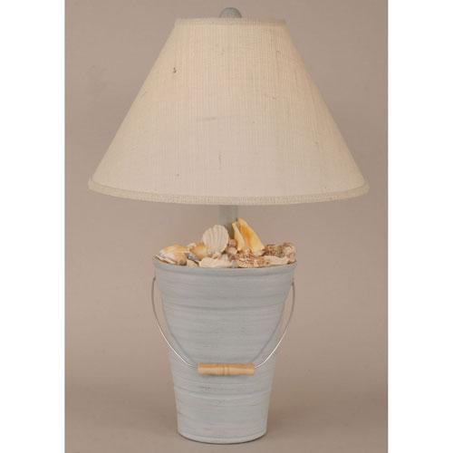 Coast Lamp Manufacturing Coastal Living Cottage Seaside Villa One-Light Table Lamp