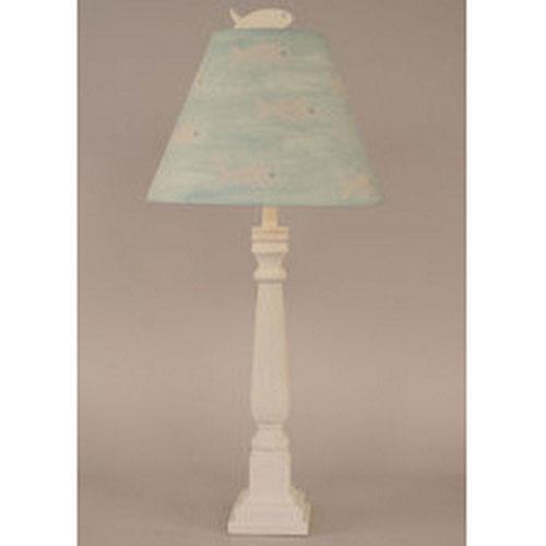 Coast Lamp Manufacturing Coastal Living Weathered Nude One-Light Buffet Lamp
