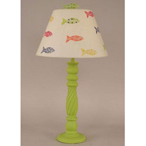 Coastal Living Key Lime One-Light Table Lamp