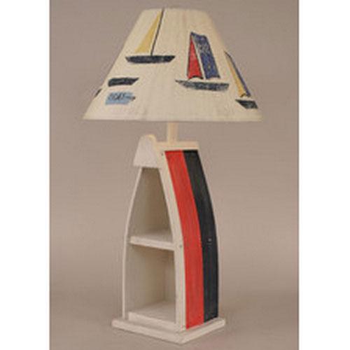 Coastal Living Cottage One-Light Table Lamp