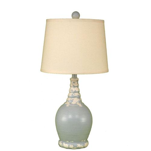 Coast Lamp Manufacturing Coastal Living Tattered Seaside Villa One-Light Table Lamp