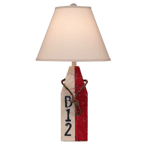 Coastal Living Cottage with Primary Accent One-Light Table Lamp