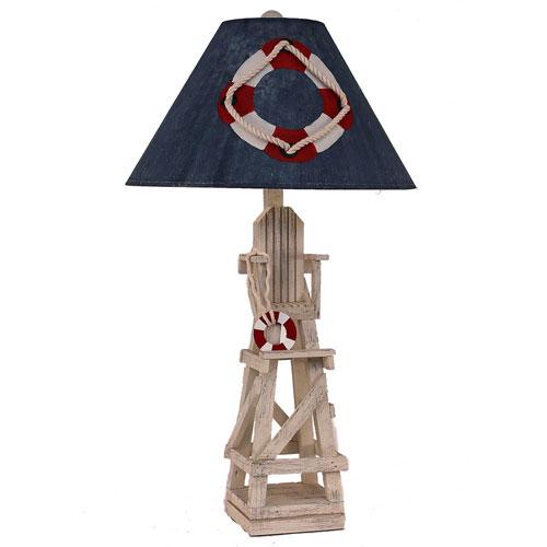 Coast Lamp Manufacturing Coastal Living Cottage One-Light Table Lamp