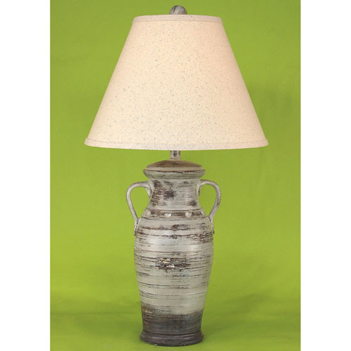 Coast Lamp Manufacturing Casual Living Greystone One-Light Table Lamp