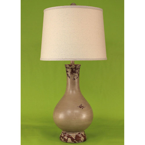 Casual Living Aged Cottage One-Light Table Lamp