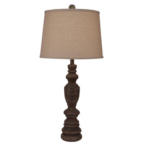 Coastal Living Greywood One-Light Table Lamp