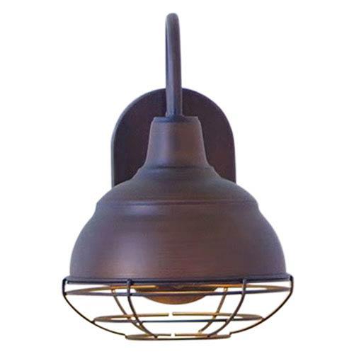 Millennium Lighting Neo Industrial Rubbed Bronze One Light