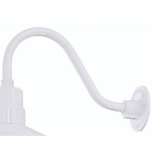 Millennium Lighting R Series White Goose Neck Only
