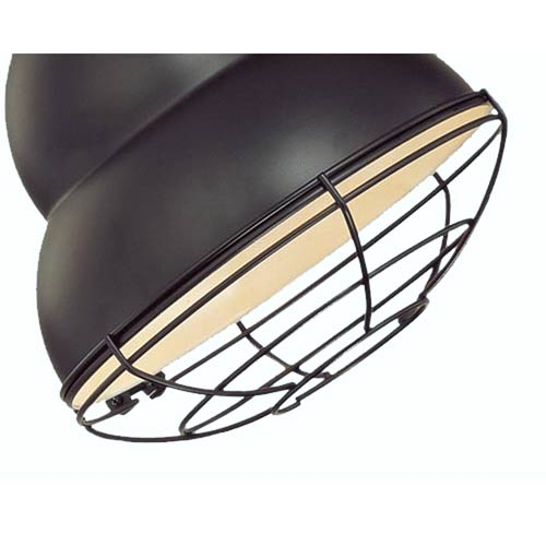 Millennium Lighting R Series Satin Black 10-Inch Wire Guard