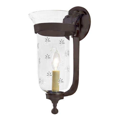 Sophia Oil Rubbed Bronze Seven-Inch One-Light Wall Sconce