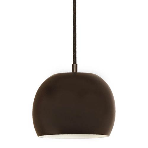 Oil Rubbed Bronze One-Light Small Catamount Pendant
