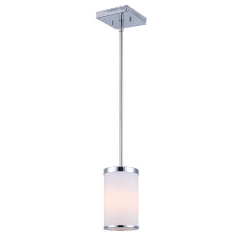 Amelia Chrome One-Light Mini Pendant
