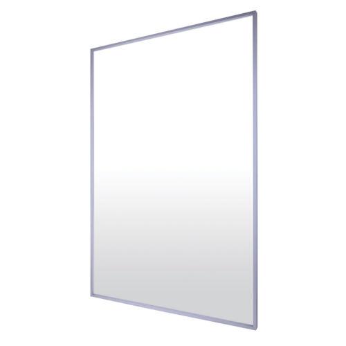 Brushed Nickel 29 x 43 Inch Mirror