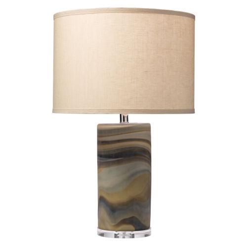 Terrene Gray One-Light Table Lamp