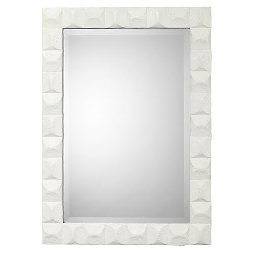Astor White Gesso  Mirror