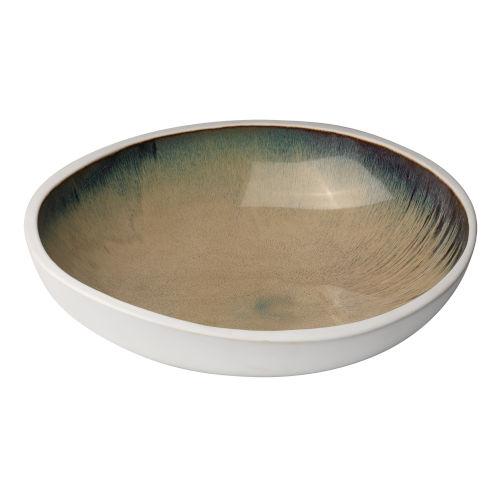 Mykonos Sand Ombre   Reactive Glaze  Bowl