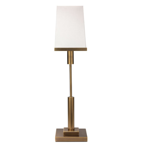 Jud Antique Brass Seven-Inch Table Lamp