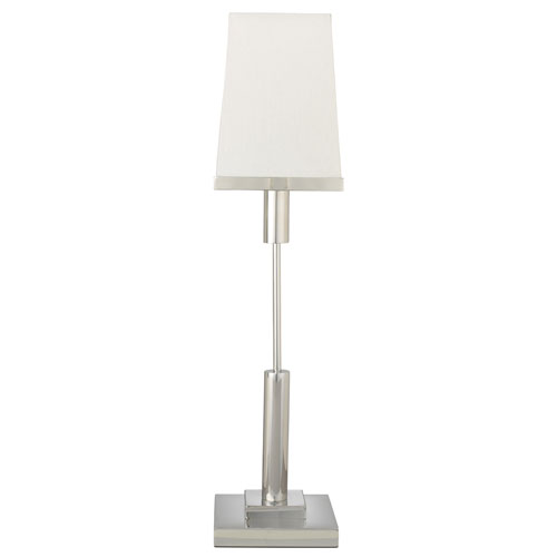 Jamie Young Company Jud Nickel One-Light Table Lamp