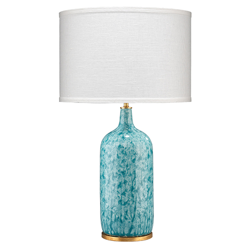 Jamie Young Company Madeline Blue Ceramic Table Lamps 9madebld131m