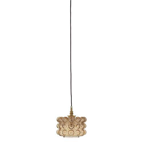 Cici Carnival Gold One-Light Mini-Pendant