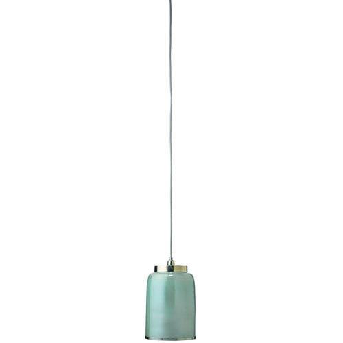 Vapor Opal Metallic  Mini Pendant