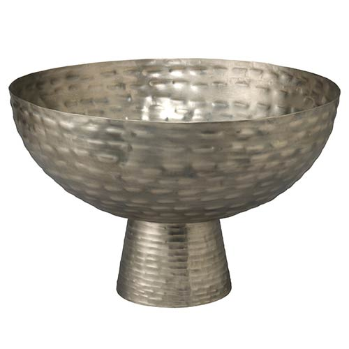 Chalice Antique Silver Extra-Large Glimmering Bowl