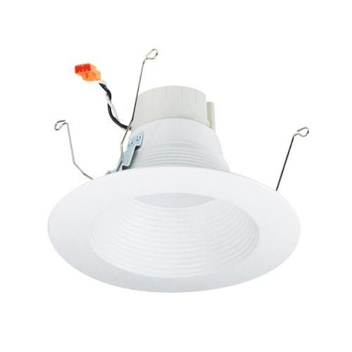 PRISM White LED Smart Color Changing Retrofit Baffle Downlight