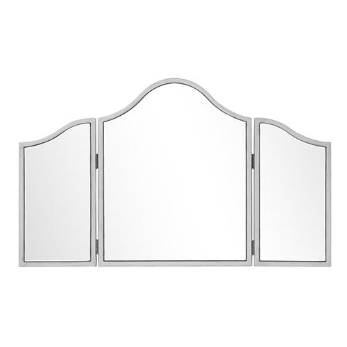 Chamberlan Silver Dresser Mirror