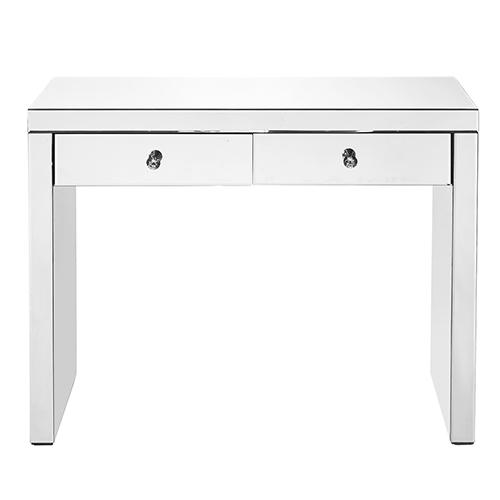 Contempo Mirrored Console Table