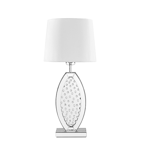 Sparkle Mirrored 30-Inch 1 Table Lamp