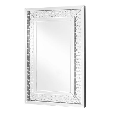 Sparkle Crystal 24-Inch Mirror