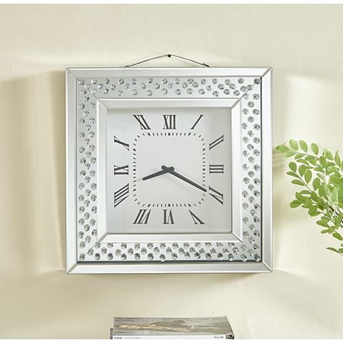 Sparkle Crystal 20-Inch Wall clock
