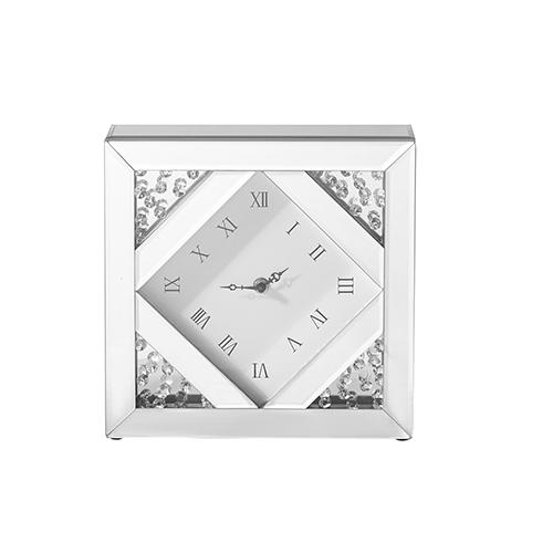 Sparkle Crystal 10-Inch Table clock