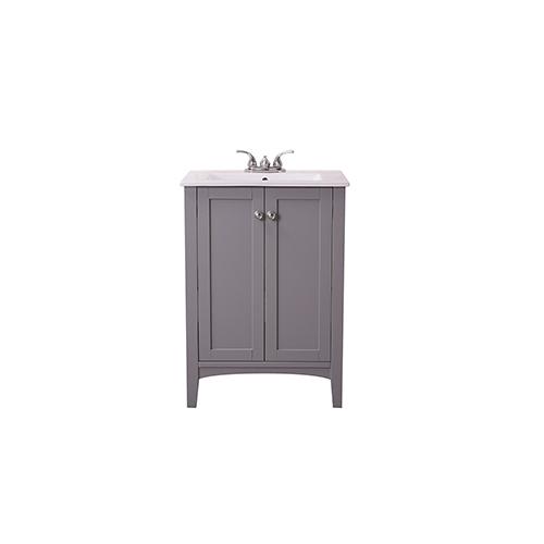 Mod Grey Vanity Washstand
