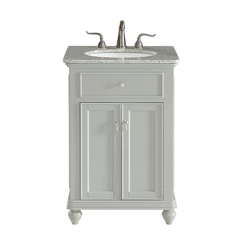 Otto Light Grey Vanity Washstand