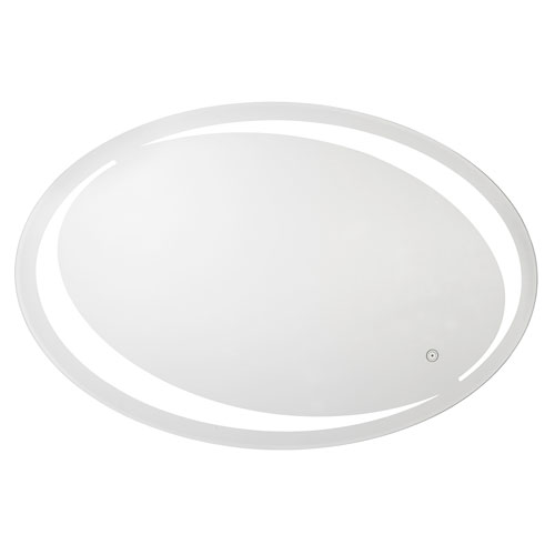 Sol Warm Light Mirror