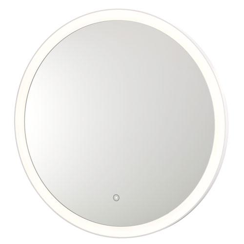 Aptations Round Warm Back-Lit Mirror