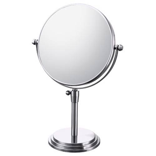 Mirror Image Chrome Classic Adjustable Vanity Mirror
