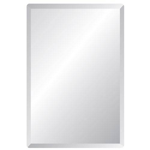Regency 20 x 30 Rectangular Beveled Edge Mirror